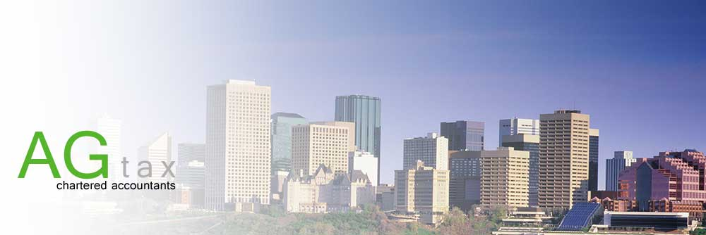 AG Tax Edmonton