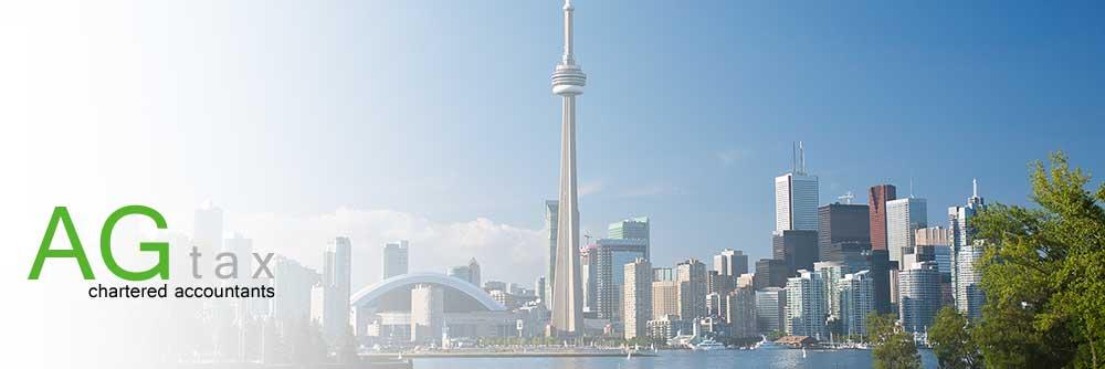 AG Tax Toronto
